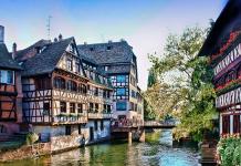 Du lịch Pháp thành phố Strasbourg