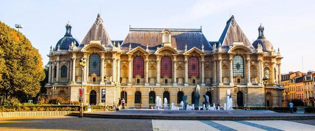 Thành phố Lille